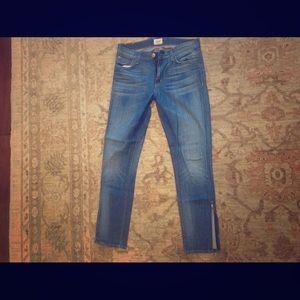 Hudson skinny jeans ankle length size 26 NEW